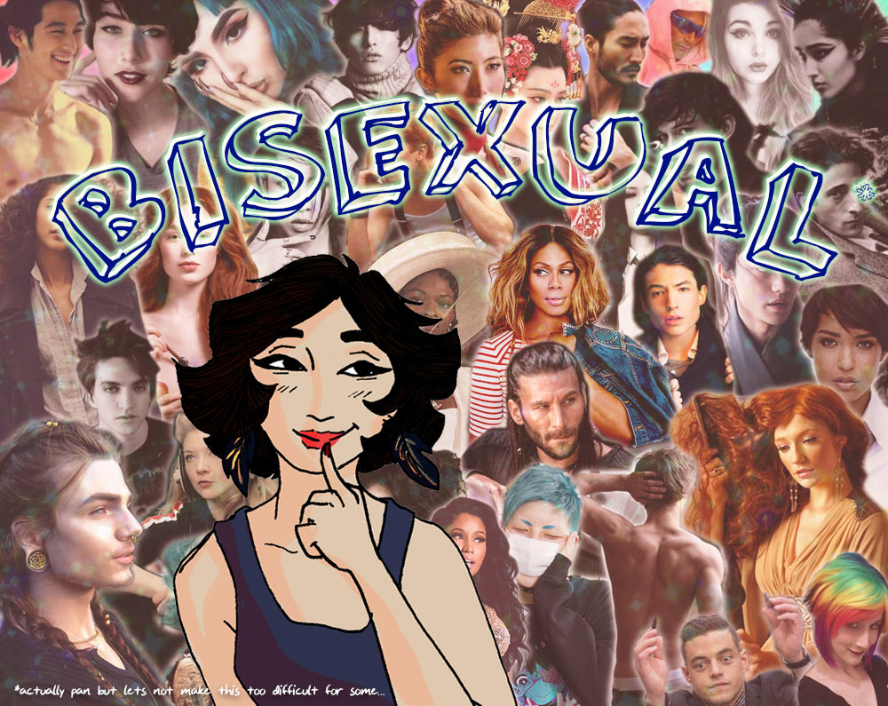 3_Biseksuaalin_Paivaunet_HotDamn_2017